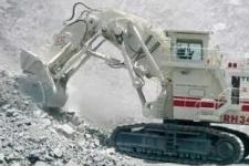 盘点世界现役十大液压挖掘机(500吨以上)