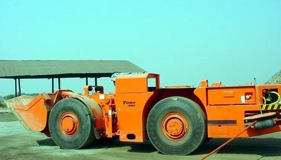 我们的地下铲运机 铲运机图片