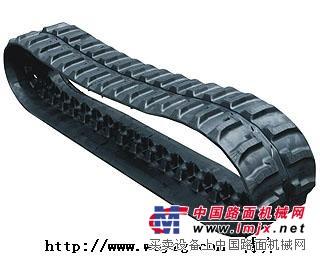 供应玉柴YC-35-45-55-60挖掘机橡胶履带总成