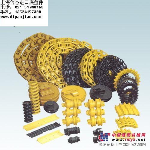 卡特CAT330-CAT345挖掘机履带链板,导向轮,方向轮
