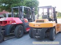 供应二手叉车、二手合力5吨叉车、杭州5吨叉车
