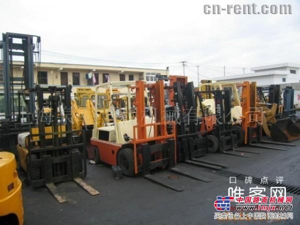 上海叉车回收、堆高车回收、高价回收电瓶叉车、二手叉车收购