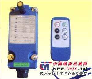 供应SAGA-L6 四路行车遥控器