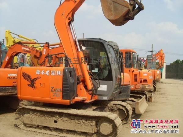供应二手日立ZX70挖掘机