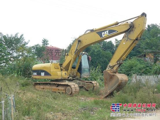 卡特挖机320C_转让卡特320C挖机一台_挖掘机_挖掘机械_中国路面机械网