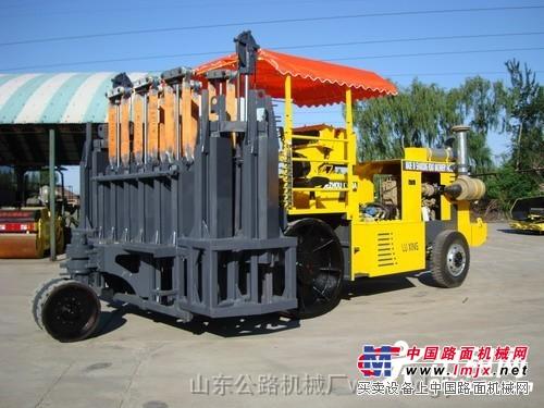 【路星】水泥砼路面大修设备 多锤头水泥路面破碎机