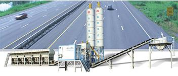供应稳定土厂拌设备WCB500