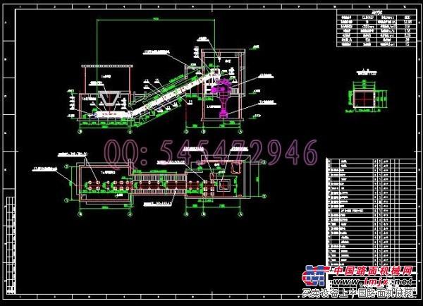 应DJIIB1000大钢筋波状倾角带式输送机图纸_怎么图纸挡边看桥梁图片