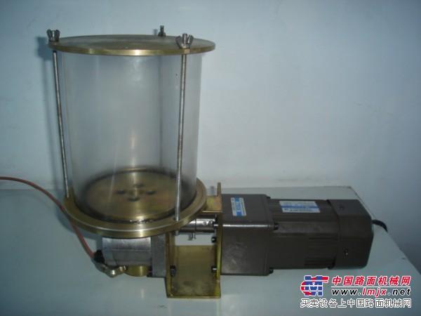 供应油脂润滑泵