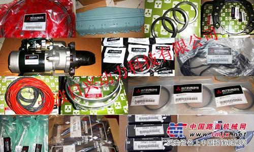 日本三菱柴油发动机发电机组零配件销售与维修