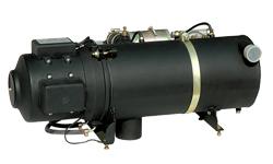 大型翻斗车柴暖柴油引擎预热器20KW发热量加热炉