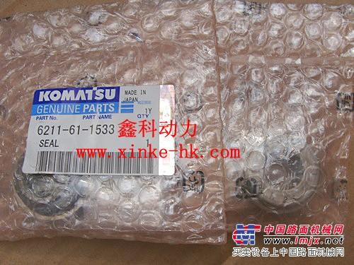 供应日本小松Komatsu柴油发电机常见型号配件