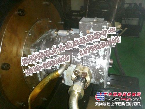 液压泵、马达、减速机维修、保养及销售
