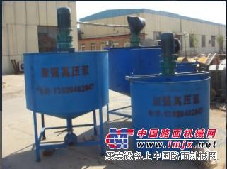 供应天津聚强成套高喷设备,搅拌罐及配件/聚强高压泵供应商