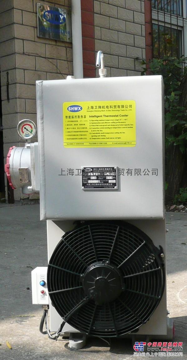 ITC-智能温控油冷却器
