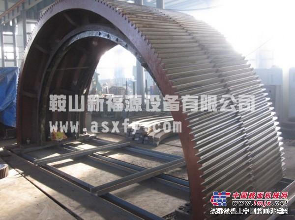 大型齿加工,伞齿轮,重型齿轮,齿轴,10米齿轮
