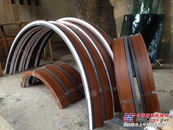三明专业的拉弯厂是哪家    德化断桥铝拉弯厂家