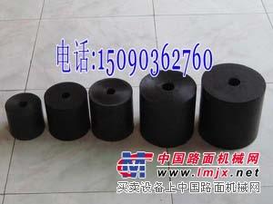 200*200*50橡胶弹簧 振动筛橡胶弹簧价格