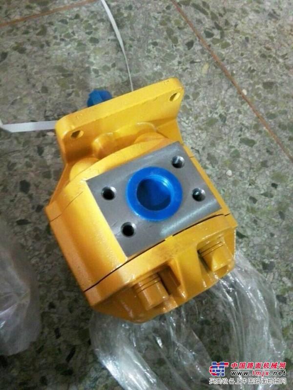 供应山推压路机齿轮泵CBG2080