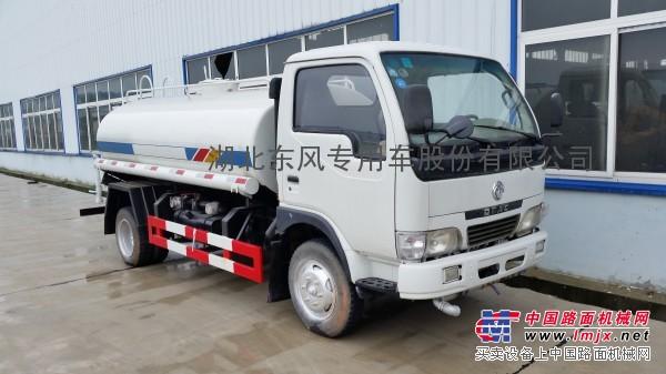 厂家出售东风多利卡5方-10方洒水车