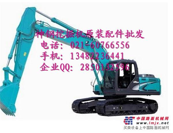 荆州神钢挖掘机J05E发动机配件