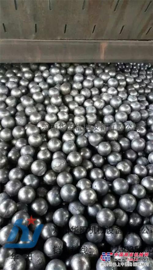 选矿球磨机高烙合金钢球配件