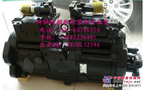 长春神钢挖掘机液压泵-主泵-大泵