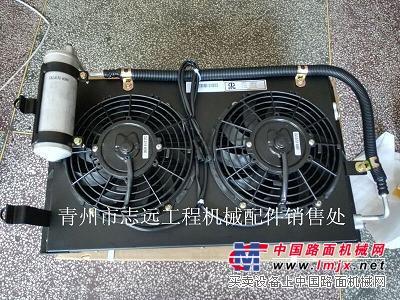 装载机空调装载机冷凝器山工猎人装载机时空技能空调无限原厂教程图片