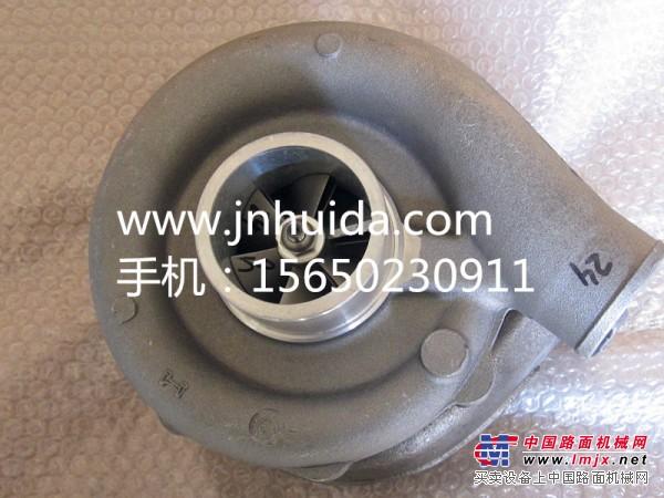 PC200-7涡轮增压器  发动机增压器总成 小松挖机配件
