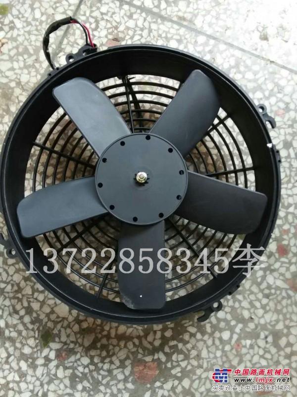 中联三一泵车/臂架泵/汽车泵用 散热器风扇 /散热器电子风扇