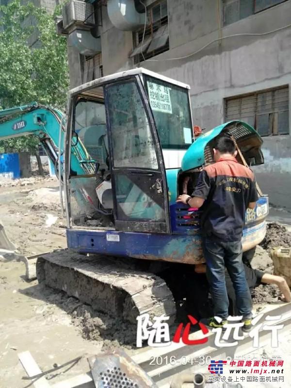 武汉市卡特挖掘机专业维修