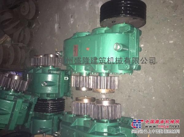 JS1000混凝土搅拌机专用减速机厂家供应