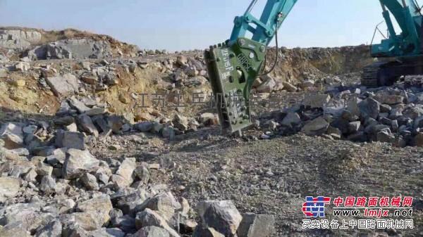 徐工/卡特/小松等挖掘机均可装备 工兵破碎锤ZFB15F