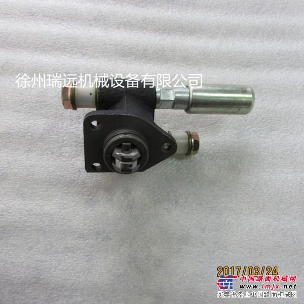 供应徐工装载机配件860130114 高压油泵输油泵