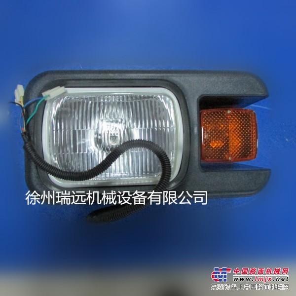 供应徐工装载机配件803502426工作灯(威利组合灯)