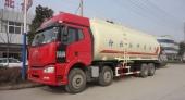 湖北合力神狐牌HLQ5312GFLC低密度粉粒物料运输车