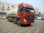 程力CSC5311GFLD10东风天龙(国四)粉粒物料运输车