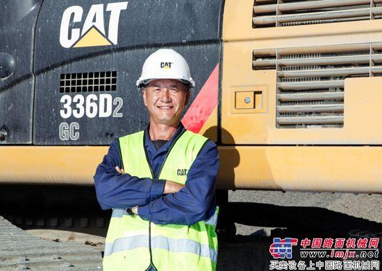 Cat®(卡特) 336D2 GC挖掘机实现省油、增效双翼齐飞