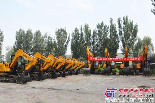 北京/三一向北京捐赠10台挖掘机用于灾后重建
