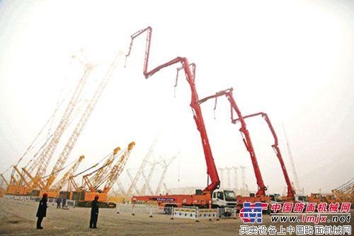2013年中国混凝土机械:成熟期下的冷思考