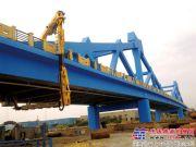 徐工桥检:面对结构复杂桥梁得心应手