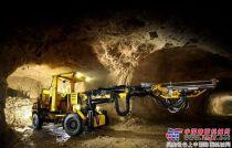 阿特拉斯·科普柯发布新品Boomer K111掘进台车