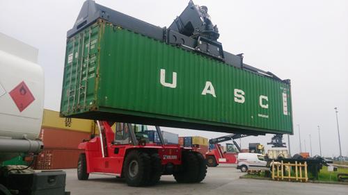 PCC Intermodal再选购卡尔玛正面吊 发展波兰铁路运营