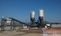 徐工首台沥青冷再生厂拌设备助力半岛蓝色经济区