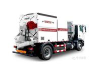 西筑公司新产品--5161TYH多功能综合养护车完成设计
