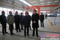 镇江市委副书记李茂川赴华通动力调研搬迁扩能进程
