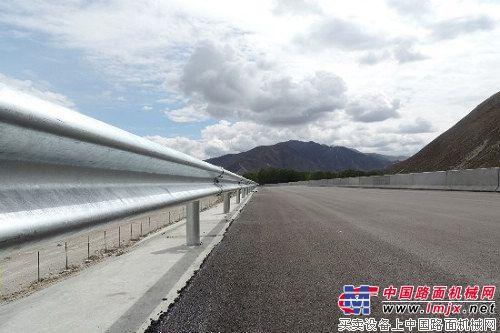 西藏:拉林公路主体工程6月底完工