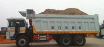 宇通重工YTKZ108港口专用自卸车顺利下线