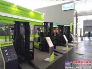 中联重科工业车辆公司强势登陆汉诺威