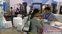 安徽合叉叉车全新升级  闪耀南亚博览会